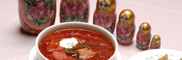 Russian food expressions and idioms for Cuisine x roussien