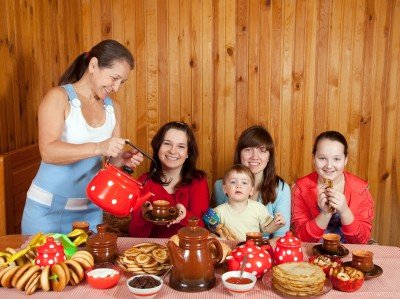 Learning Russian for children and relatives