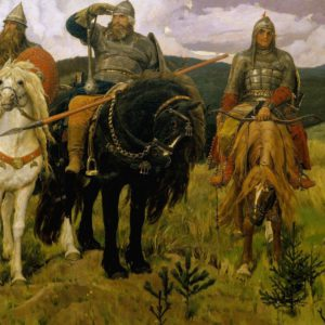 Russian painting of 19th and 20th centuries