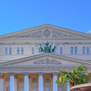 Russian theatre and circus
