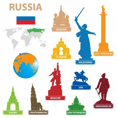 Russian language schools in other cities in Russia